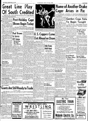 The Courier News from Blytheville, Arkansas on December 26, 1953 · Page 5