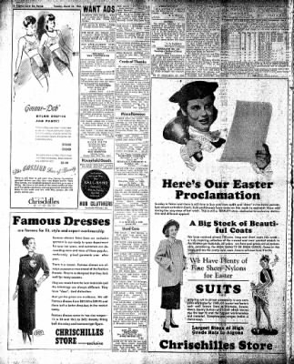 The Algona Upper Des Moines from Algona, Iowa on March 23, 1948 · Page 8