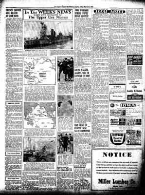 The Algona Upper Des Moines from Algona, Iowa on March 10, 1942 · Page 5