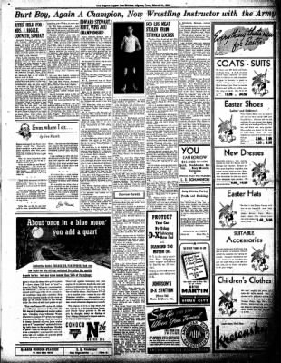 The Algona Upper Des Moines from Algona, Iowa on March 31, 1942 · Page 3