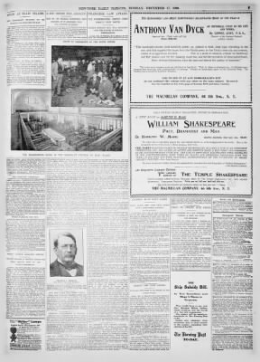 New-York Tribune from New York, New York on December 17, 1900 · Page 3