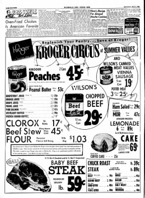 The Courier News from Blytheville, Arkansas on July 8, 1954 · Page 7