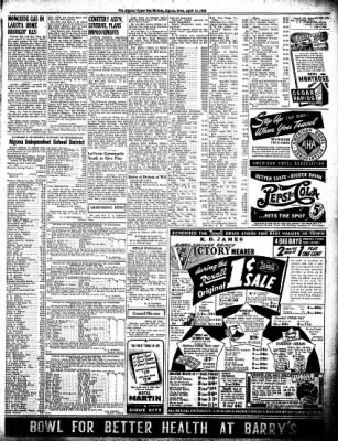 The Algona Upper Des Moines from Algona, Iowa on April 14, 1942 · Page 7
