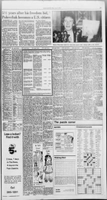 Pittsburgh Post-Gazette from Pittsburgh, Pennsylvania on October 9, 1985 · Page 27