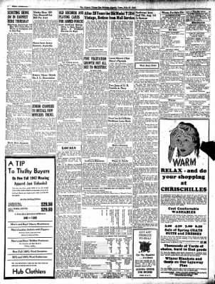 The Algona Upper Des Moines from Algona, Iowa on July 21, 1942 · Page 8