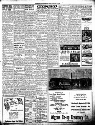 The Algona Upper Des Moines from Algona, Iowa on July 28, 1942 · Page 5