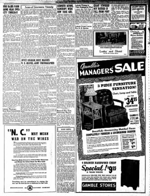 The Algona Upper Des Moines from Algona, Iowa on August 11, 1942 · Page 8