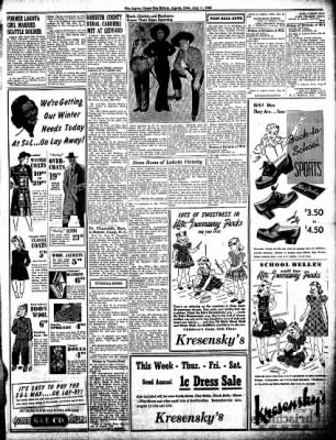 The Algona Upper Des Moines from Algona, Iowa on August 11, 1942 · Page 9
