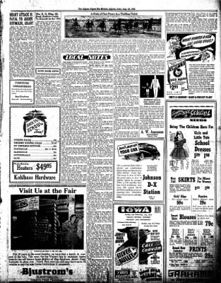 The Algona Upper Des Moines from Algona, Iowa on August 18, 1942 · Page 5
