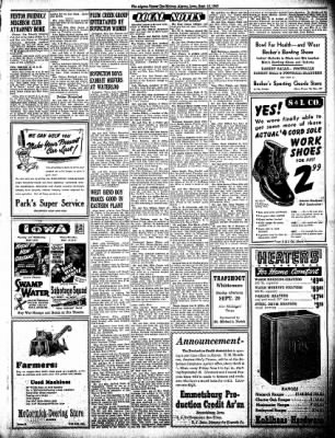 The Algona Upper Des Moines from Algona, Iowa on September 15, 1942 · Page 5