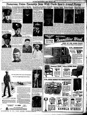 The Algona Upper Des Moines from Algona, Iowa on October 6, 1942 · Page 8