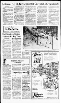 Pittsburgh Post-Gazette from Pittsburgh, Pennsylvania on February 7, 1977 · Page 13