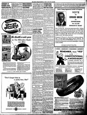 The Algona Upper Des Moines from Algona, Iowa on October 27, 1942 · Page 9