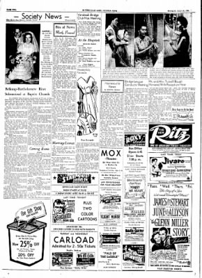 The Courier News from Blytheville, Arkansas on July 12, 1954 · Page 1