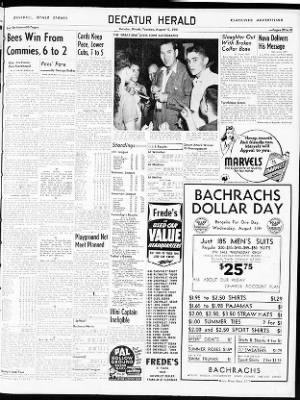 the decatur herald from decatur illinois on august 12 1941 page 29 1940 Plymouth Parts