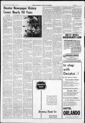 The Decatur Daily Review from Decatur, Illinois on February 19, 1961 · Page 99