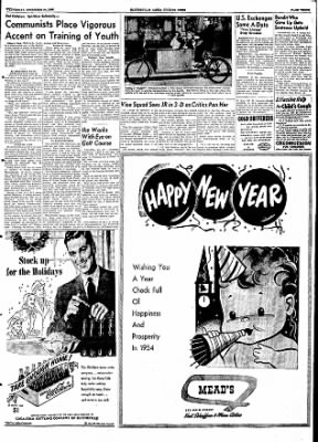 The Courier News from Blytheville, Arkansas on December 30, 1953 · Page 3