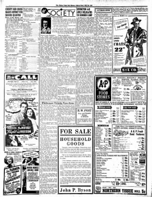 The Algona Upper Des Moines from Algona, Iowa on July 29, 1943 · Page 4