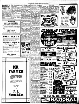 The Algona Upper Des Moines from Algona, Iowa on October 7, 1943 · Page 2