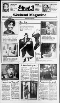 Pittsburgh Post-Gazette from Pittsburgh, Pennsylvania on January 30, 1981 · Page 19