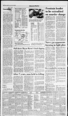 Pittsburgh Post-Gazette from Pittsburgh, Pennsylvania on February 19, 1983 · Page 30