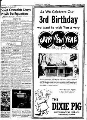 The Courier News from Blytheville, Arkansas on December 31, 1953 · Page 2
