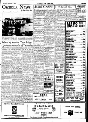 The Courier News from Blytheville, Arkansas on December 31, 1953 · Page 3