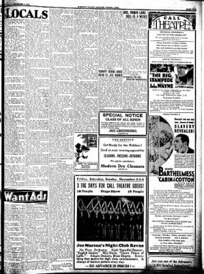 Kossuth County Advance from Algona, Iowa on December 1, 1932 · Page 5