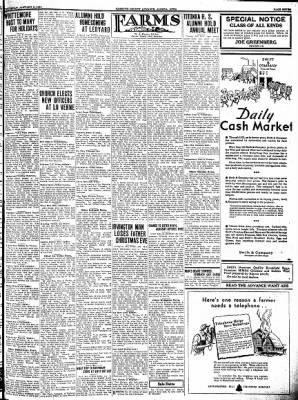 Kossuth County Advance from Algona, Iowa on January 5, 1933 · Page 7