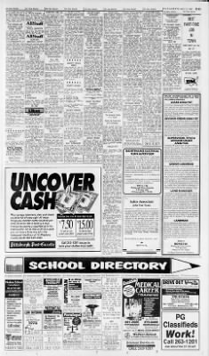 pittsburgh newspaper classifieds