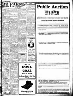 Kossuth County Advance from Algona, Iowa on February 9, 1933 · Page 7