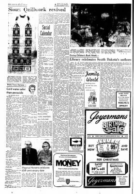 The Daily Republic from Mitchell, South Dakota on November 11, 1974 · Page 4