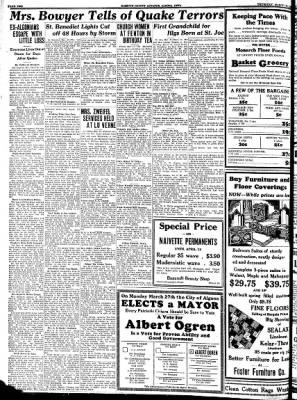 Kossuth County Advance from Algona, Iowa on March 23, 1933 · Page 2