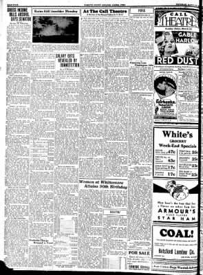 Kossuth County Advance from Algona, Iowa on March 23, 1933 · Page 4