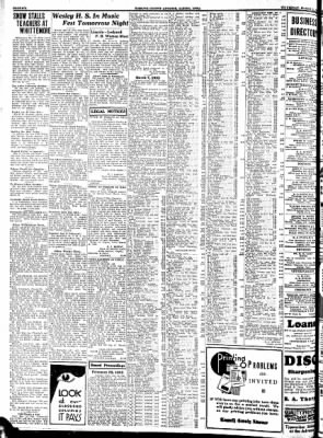 Kossuth County Advance from Algona, Iowa on March 23, 1933 · Page 6
