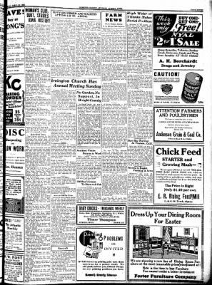 Kossuth County Advance from Algona, Iowa on April 13, 1933 · Page 11