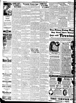 Kossuth County Advance from Algona, Iowa on May 11, 1933 · Page 2