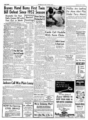 The Courier News from Blytheville, Arkansas on July 16, 1954 · Page 4