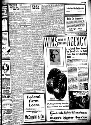 Kossuth County Advance from Algona, Iowa on June 29, 1933 · Page 7