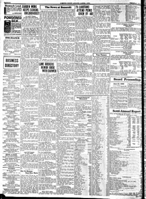 Kossuth County Advance from Algona, Iowa on July 6, 1933 · Page 6