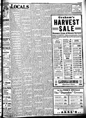 Kossuth County Advance from Algona, Iowa on July 13, 1933 · Page 5