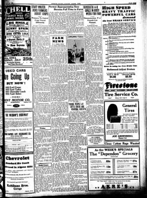 Kossuth County Advance from Algona, Iowa on July 20, 1933 · Page 11