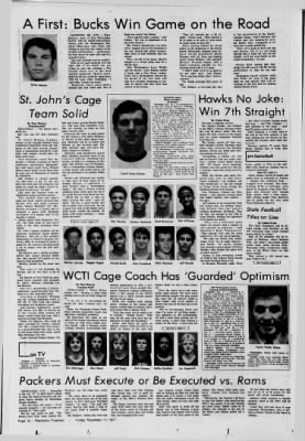 Waukesha Daily Freeman from Waukesha, Wisconsin on November 11, 1977