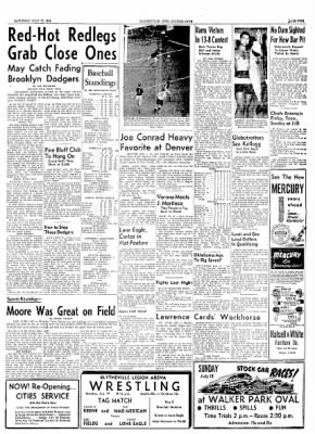 The Courier News from Blytheville, Arkansas on July 17, 1954 · Page 5