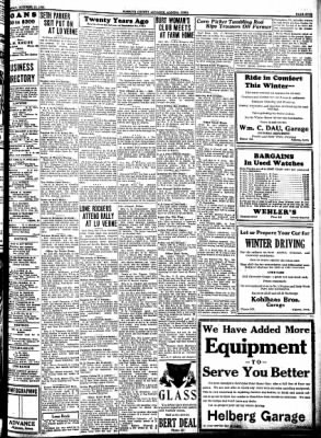 Kossuth County Advance from Algona, Iowa on October 19, 1933 · Page 5