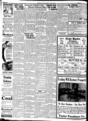 Kossuth County Advance from Algona, Iowa on October 26, 1933 · Page 2