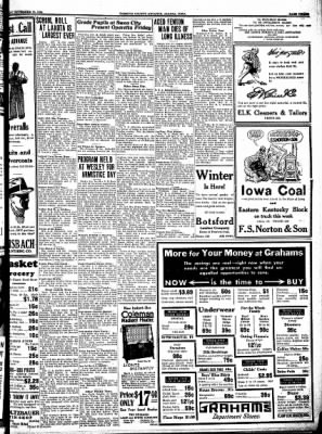 Kossuth County Advance from Algona, Iowa on November 16, 1933 · Page 3
