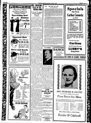 Kossuth County Advance from Algona, Iowa on December 4, 1933 · Page 2