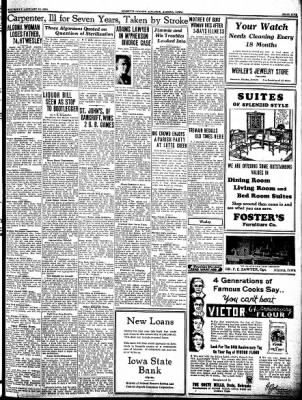 Kossuth County Advance from Algona, Iowa on January 18, 1934 · Page 5