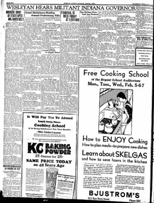 Kossuth County Advance from Algona, Iowa on February 8, 1934 · Page 10